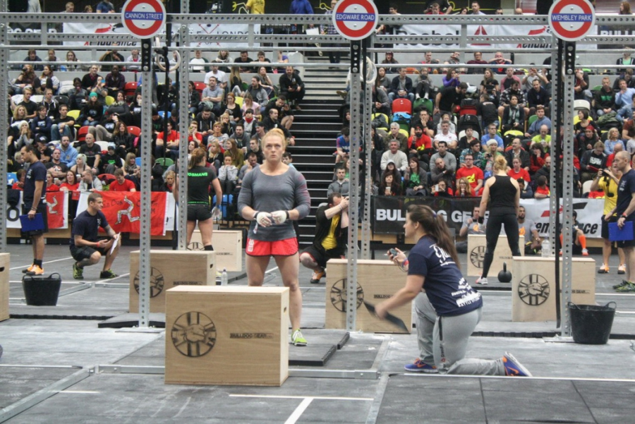 Команда CrossFit GERAKLION добилась успеха на The Battle of London!