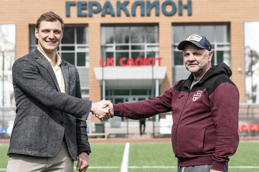 Игорь Гамула – новый тренер АФК «Гераклион». Какие задачи стоят перед одним из самых неординарных людей российского футбола