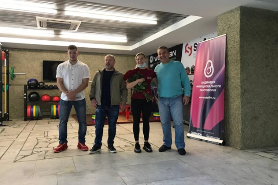 Атлеты спортивного общества «Гераклион» получили звание «Мастер спорта России»