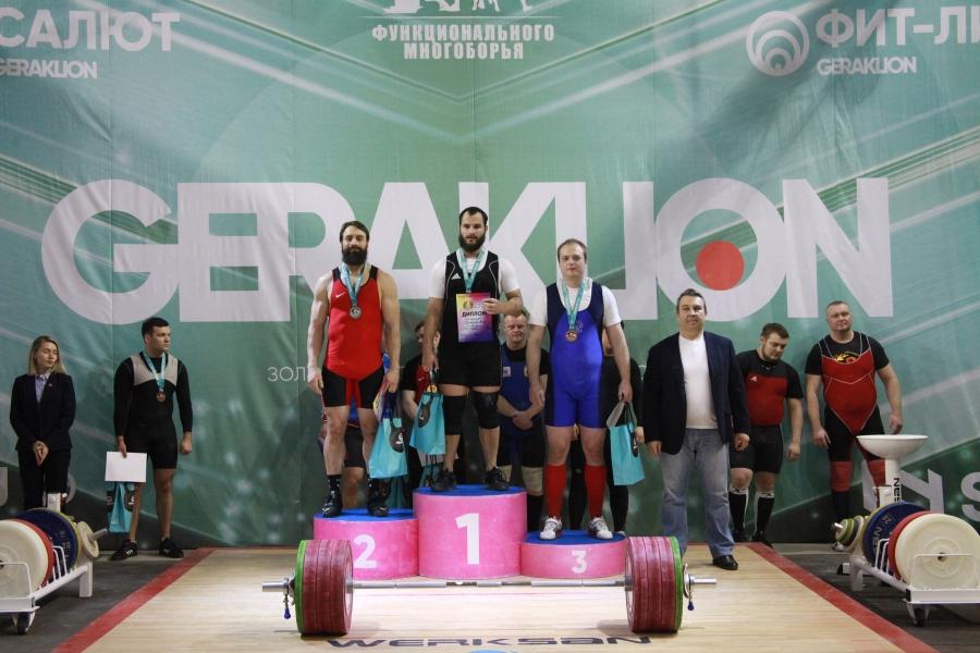 Егор Пушмин: «Планирую стать победителем в финале тяжелоатлетической серии турниров».