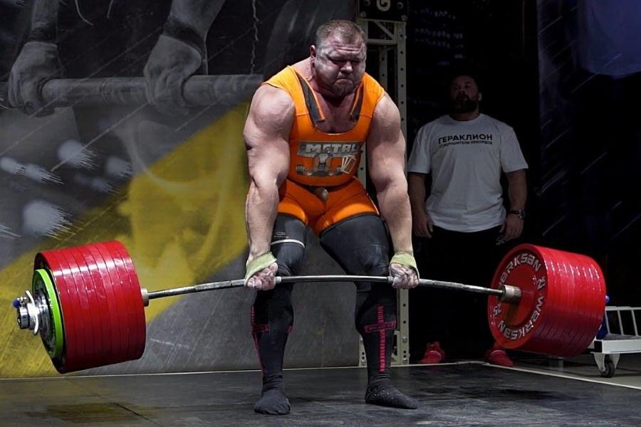 Иван Макаров: «Готовлюсь покорить 505 кг».