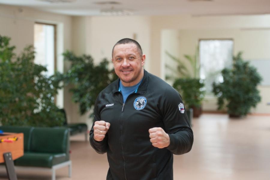 Михаил Кокляев – советник президента фонда «Гераклион» по вопросам организации соревнований